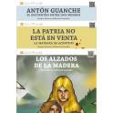 Pack tres primeros comics de la Colección Guanches